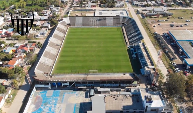 Chaco For Ever estadio5