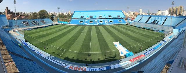 Estadio Belgrano Gigante Alberdi