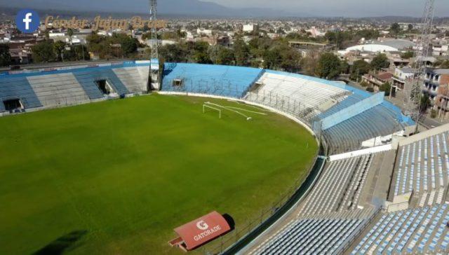 Gimnasia Jujuy estadio
