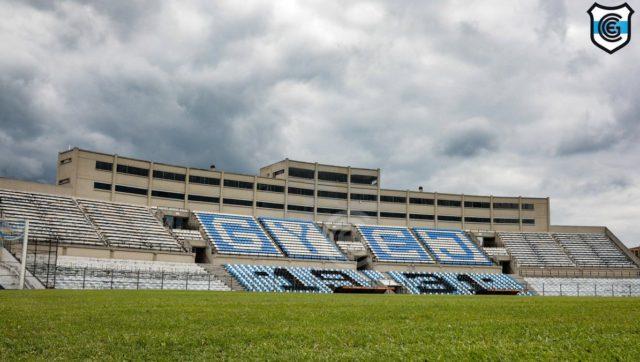 estadio 23 de Agosto Gimnasia