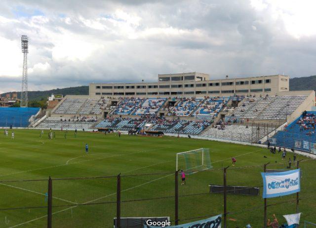 estadio 23 de Agosto Jujuy