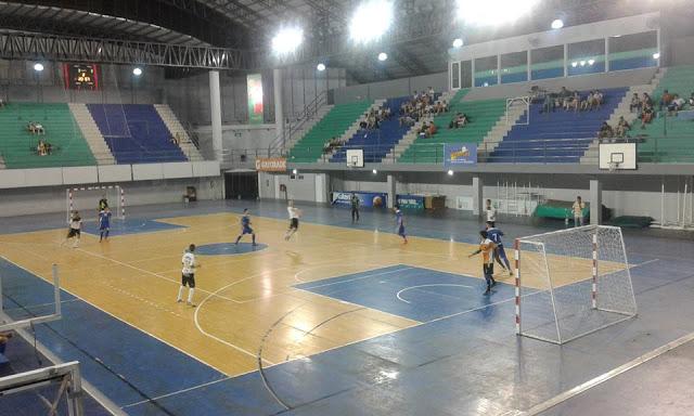 Estadio Cubierto Uncaus5