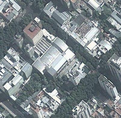 Polideportivo Gimnasia google map