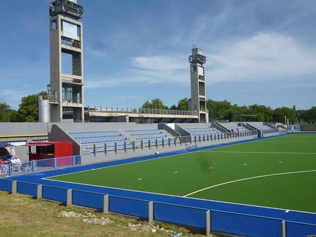 Estadio Panamericano Hockey