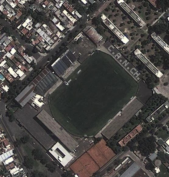 Nueva Chicago google map