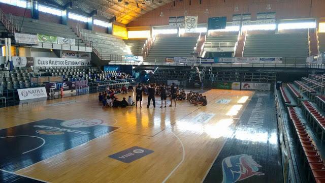 Estadio cubierto Estudiantes Olavarria1