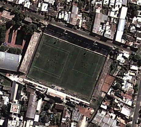 Patronato Paraná google map