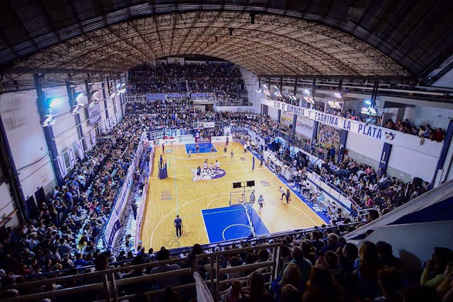 Polideportivo Gimnasia La Plata5
