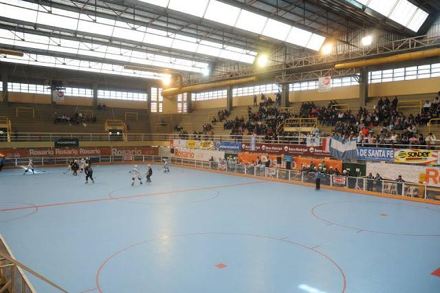 Estadio del Club Provincial Rosario