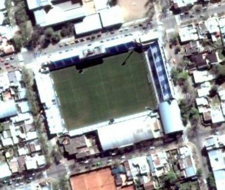 Atlético Rafaela google map