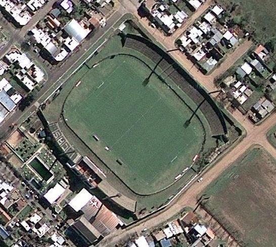 cancha de Sarmiento de Junín google map