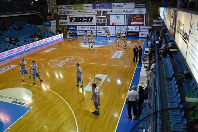 Estadio cubierto de Sionista de Paraná3