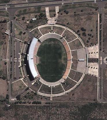 Estadio Juan Gilberto Funes - San Luis google map