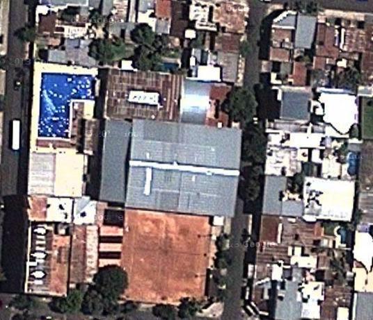San Martín Corrientes google map