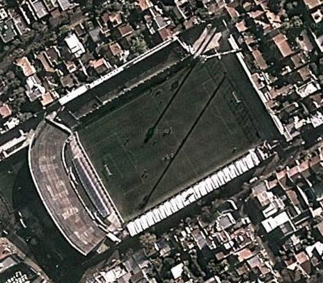 Estadio de Tigre google map
