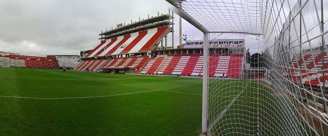 Estadio de Unión de Santa Fe platea