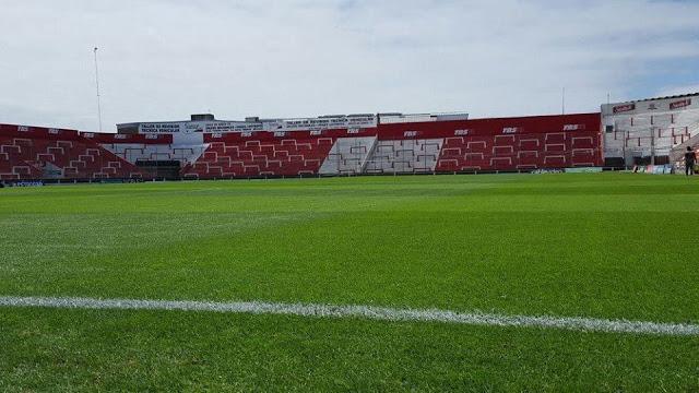 cancha de Unión de Santa Fe tribuna4