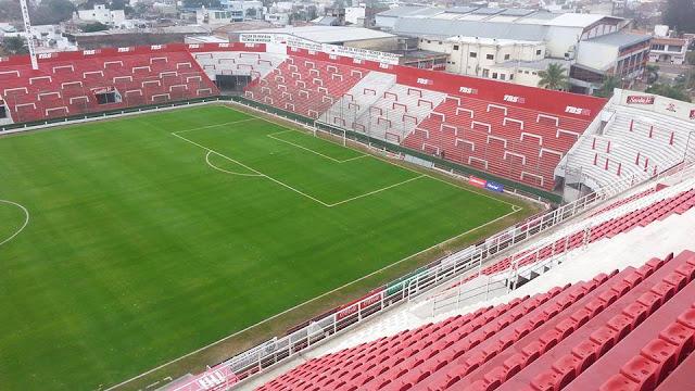 cancha de Unión de Santa Fe tribuna1