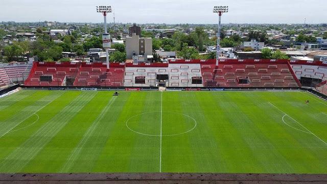 cancha de Unión de Santa Fe tribuna2