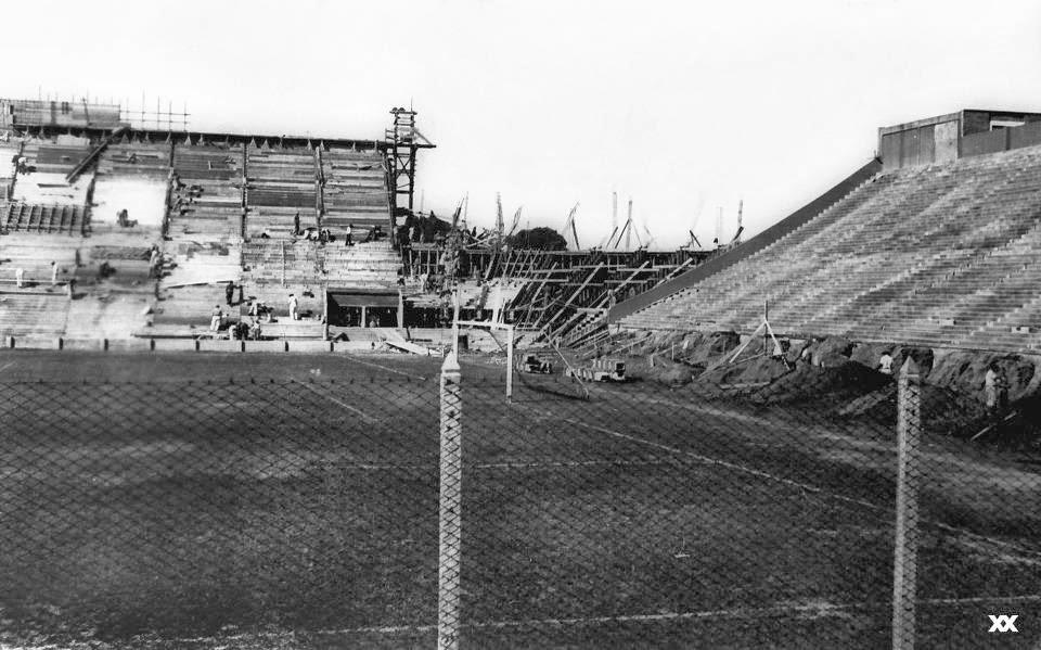 Historia del Estadio Jose Amalfitani