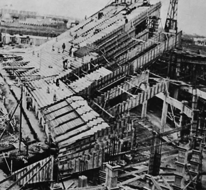 Historia del Estadio Jose Amalfitani 2