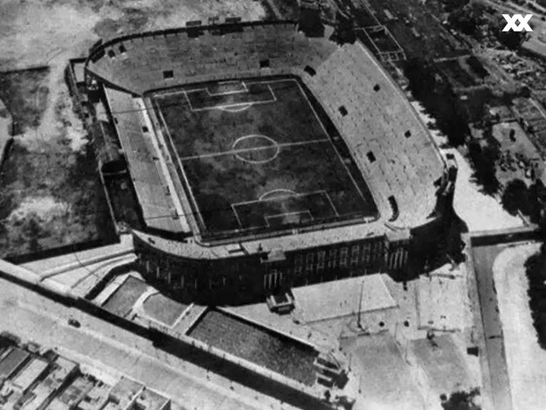 Historia del Estadio Jose Amalfitani 4