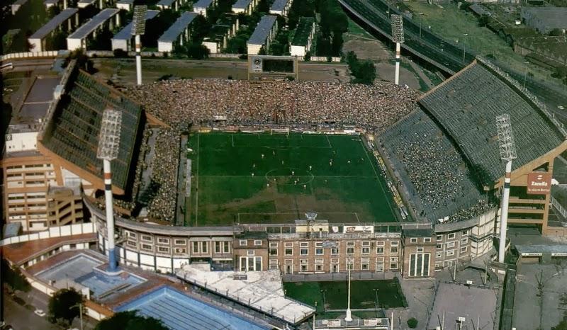Historia del Estadio Jose Amalfitani 10