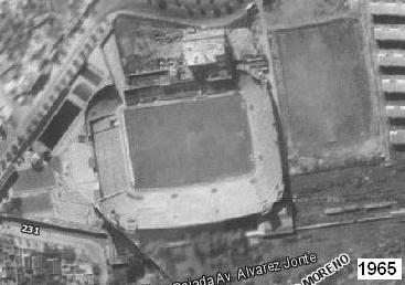 Historia del Estadio Jose Amalfitani 7