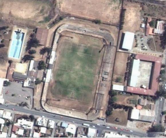cancha de Altos Hornos Zapla google map