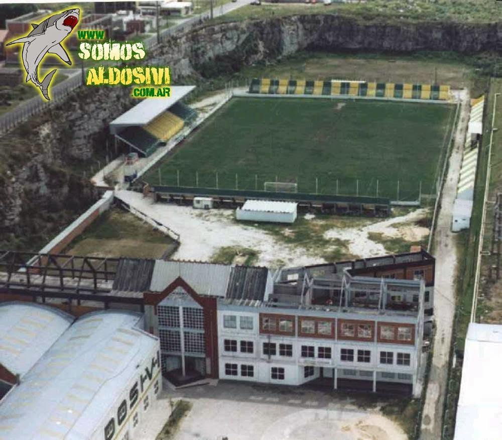 estadio Aldosivi la cantera