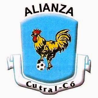 escudo Alianza de Cutral Có