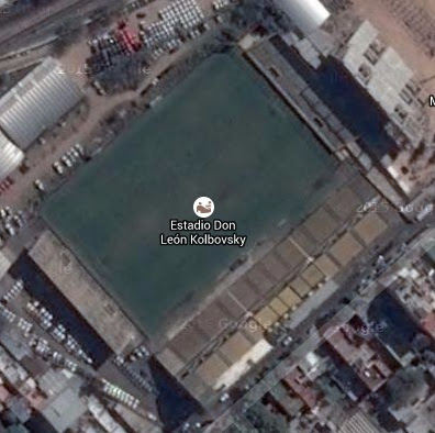 cancha de Atlanta google map