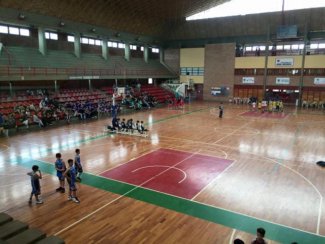 Estadio Cubierto Club San Jorge1