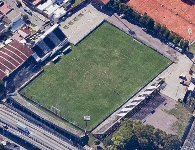 cancha de El Porvenir google map