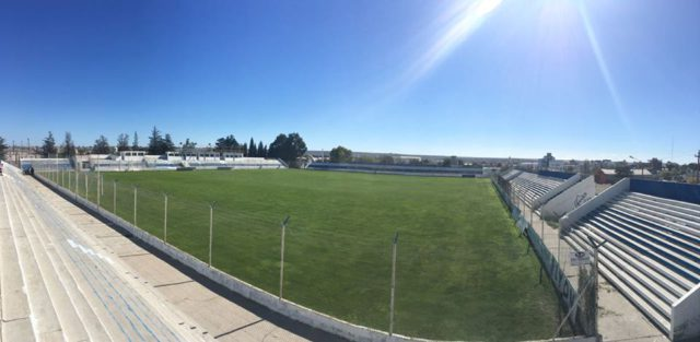 cancha Guillermo Brown panoramica