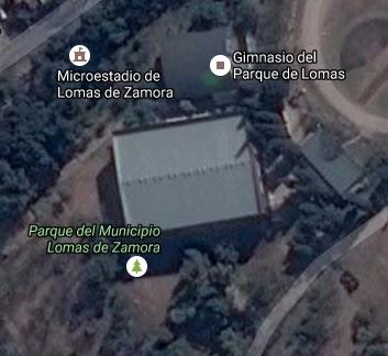 Microestadio Lomas de Zamora google map