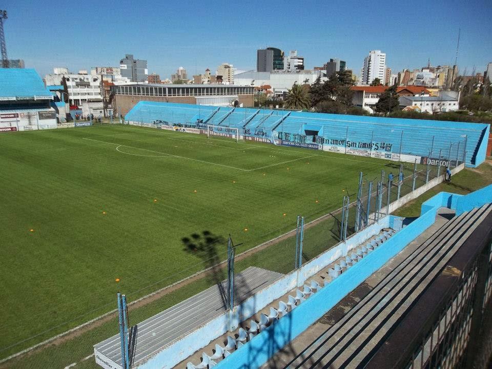 Estudiantes Río Cuarto tribuna sur