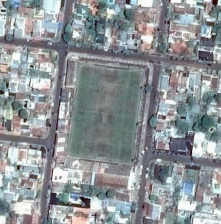 Guaraní Antonio Franco google map