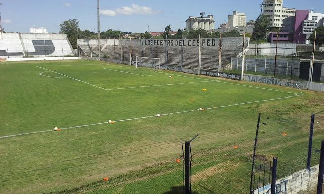 cancha General Paz Juniors tribuna