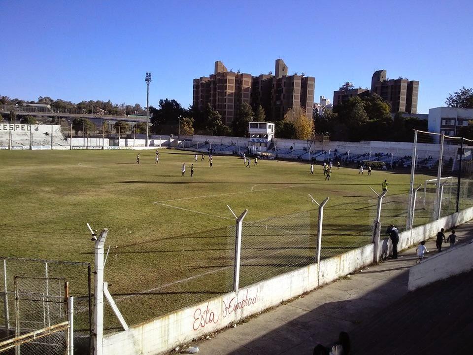 Estadio Gral Paz Juniors Cordoba