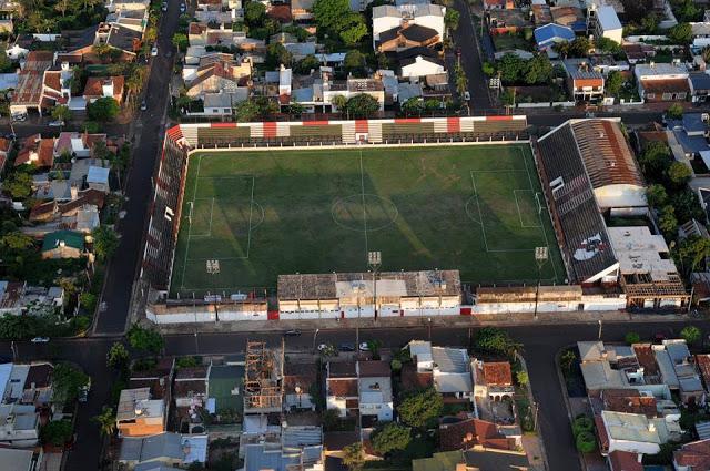 estadio Clemente Argentino Fernández Oliveira