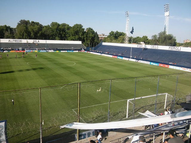 estadio Independiente Rivadavia Mendoza