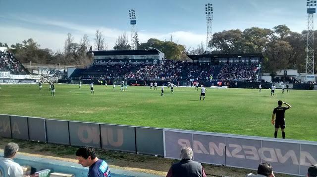 Independiente Rivadavia Mendoza platea