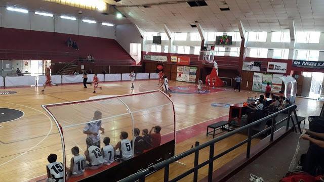 Estadio Cubierto Independiente Tandil