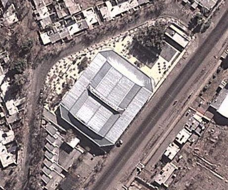 Polideportivo Torito Rodríguez google map