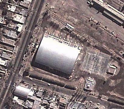 Polideportivo La Colonia google map