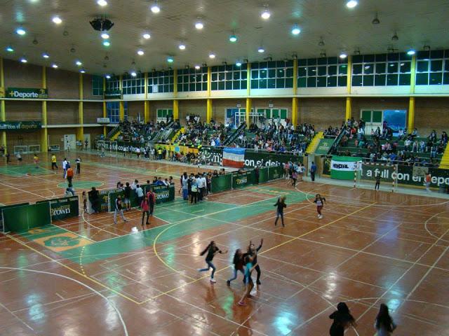 Polideportivo Municipal Almirante Brown3
