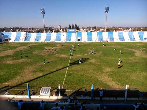cancha Racing Cordoba tribuna