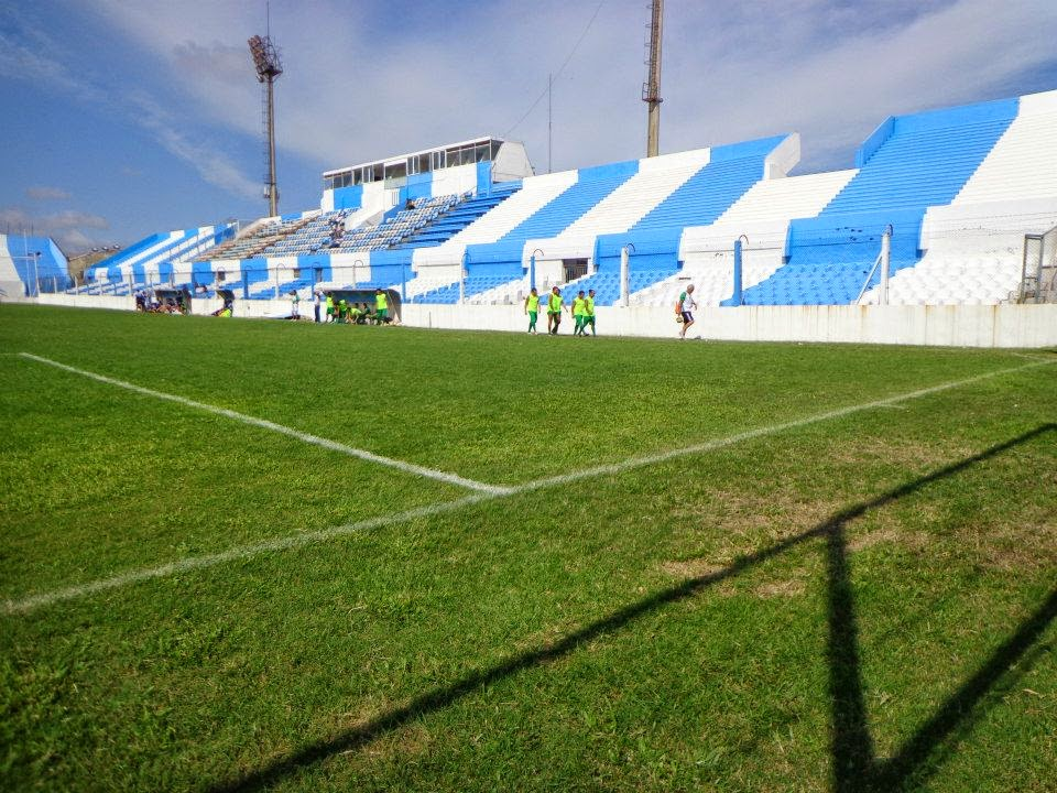 Estadio Racing Cordoba platea