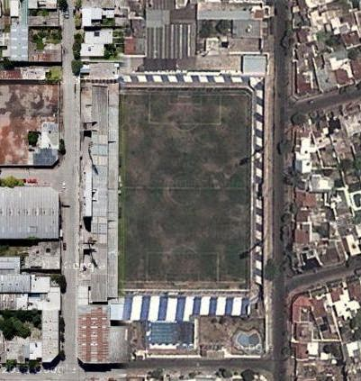 Estadio Miguel Sancho - Racing de Cordoba google map